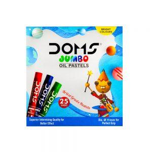 Doms Jumbo Oil Pastel 25 Shades