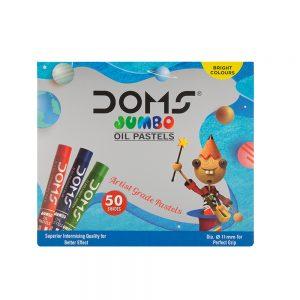 Doms Jumbo Oil Pastel 50 Shades
