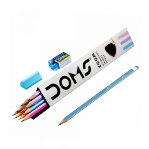 DOMS Zoom Triangle Pencil