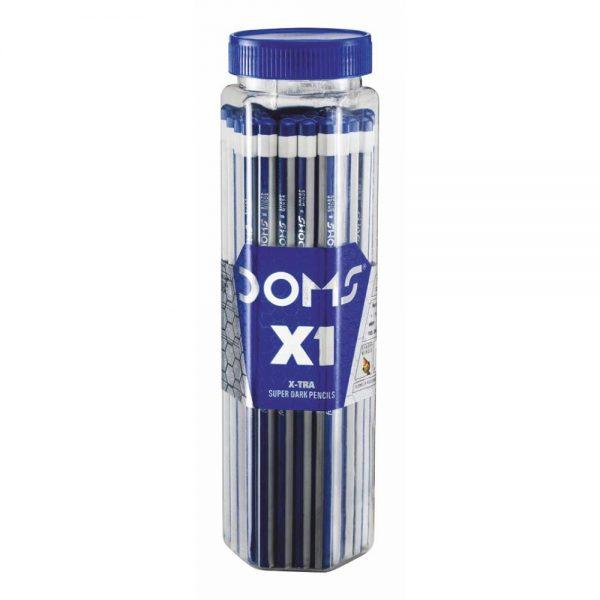 Doms X1 Pencil Jar