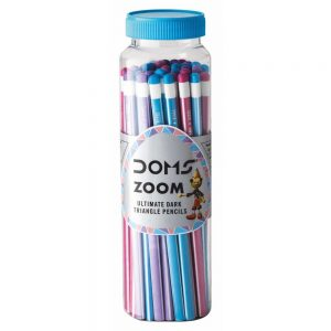 Doms Zoom Pencil jar