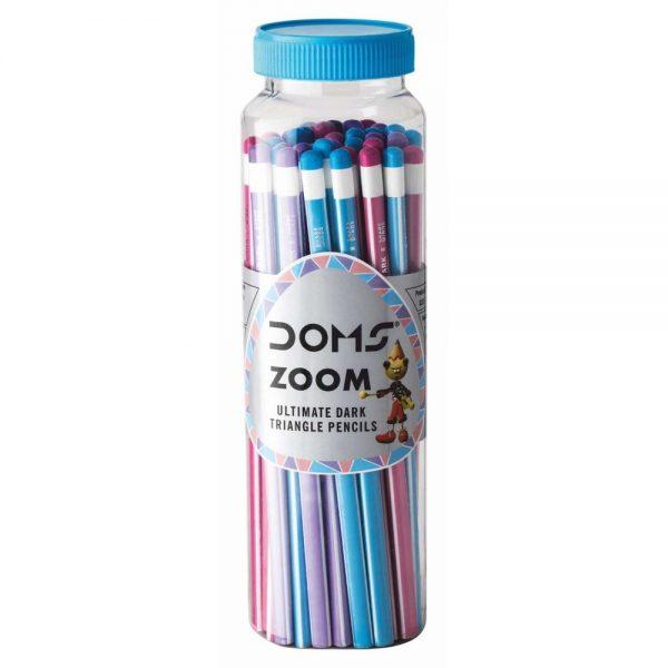 Doms Zoom Pencil jar