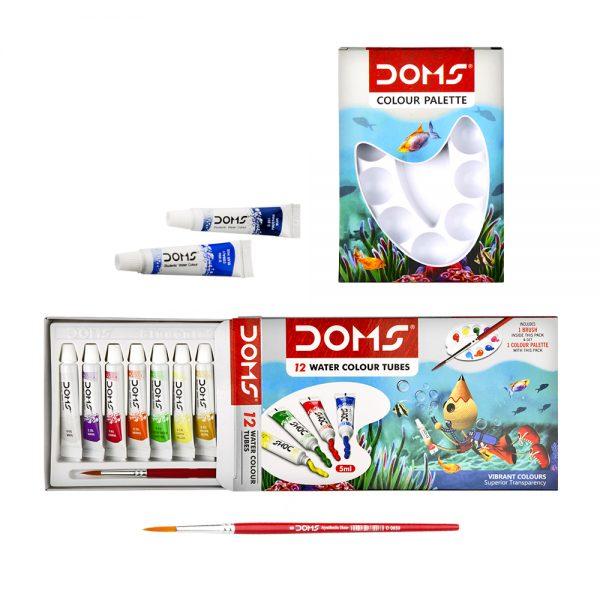 Doms Water Colour Tubes